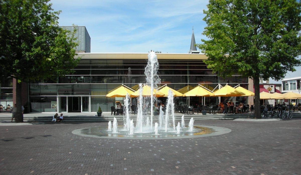 Venray2 fontein